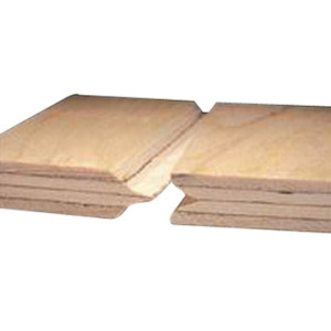 Tung and grove plywood
